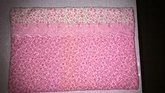Necessaire romntica (Artices da Zappa - Artesanatos feitos com Amor.) Tags: floral rosa necessaire utilitrio romntica