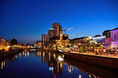 Malm, Sweden (PMario7281) Tags: city night sweden malm