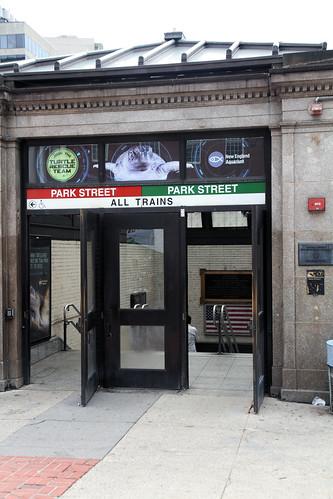 Park Street Station