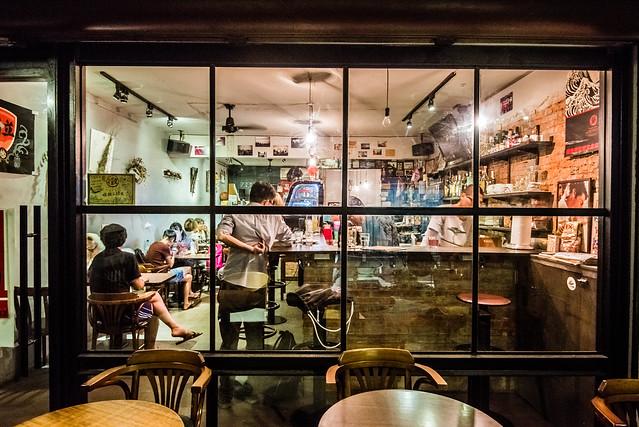 台北 中正–早熟但晚睡–早秋咖啡 CAFE Macho