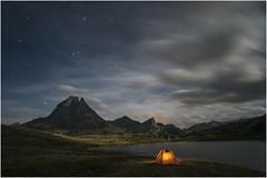 Midi DOssau013 (Ezcurdia) Tags: star estrellas midi pyrenees pirineos ayous ansabere etoil dssau lacdeayous