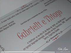 007 (Arts Lune Conviteria) Tags: promoção convites convitesdecasamento conviteria csv13 convitelindo artslune