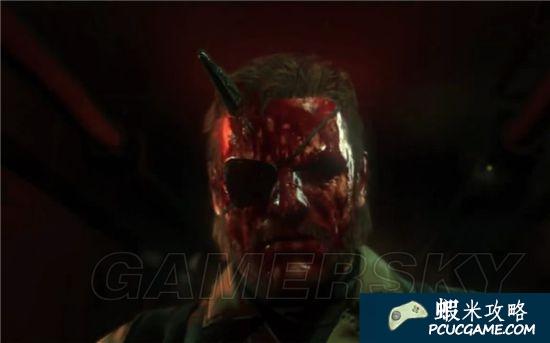 《潛龍諜影5:幻痛》 惡魔值減少與惡魔角變小方法