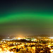 Aurora Borealis Above Stirling