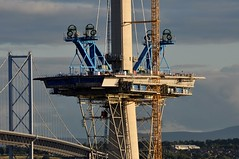 Forth Replacement Crossing (robert55012) Tags: bridge scotland crossing replacement forth queensferry