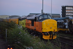 19-09-15 Colas Railfreight 37421 - Derby RTC (Lukas Gwynne) Tags: rail class 37 derby rtc hst colas railfreight 37421