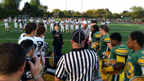 """Grosse Pointe North vs Grosse Pointe South 9/25/15 • <a style=""""font-size:0.8em;"""" href=""""http://www.flickr.com/photos/134567481@N04/21689893366/"""" target=""""_blank"""">View on Flickr</a>"""
