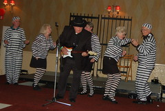 The Jailbirds Performing Folsom Prison Blues