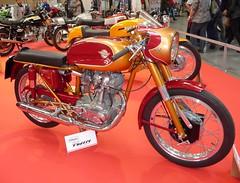 Motorama 2015 Ducati 175 Sport 1959 (barbeenzinc) Tags: bike competition racing course motorbike single moto motorcycle ducati italie 1959 motorrad classique italienne automedon monocylindre unitsingle 175sport motorama2015 motoramalebourget2015