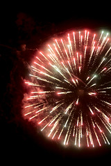 colorful Fireworks (tatadbb) Tags: party black color night lights fireworks guatemala explosion firework celebration