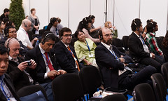 ISIF ASIA and FRIDA AWARDS 2012 .Audience and award winners watch the media presentation during the awards event. ..Event was held at the 7th Internet Governance Forum  (IGF) annual  meeting held at t