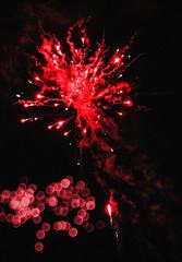 Exploding firework (bawden_mark) Tags: canon cornwall bokeh smoke explosion firework nightime tamron november5th bohkeh tamron18270mm tamronaf18270mmf3563diiivcldasphericalif camon5ood