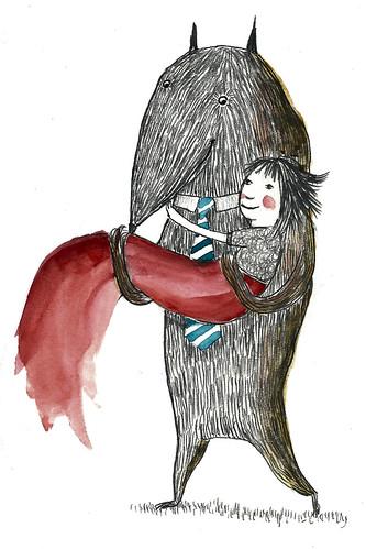 Caperucita Roja Version Del Lobo Enamorado