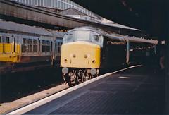 45120 at Bristol (tibshelf) Tags: bristol peaks sulzer class45 45120