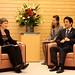 Helen Clark's mission to Japan on 23-25 November 2015