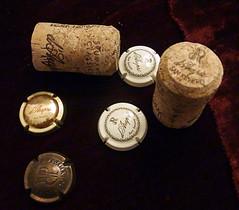 Tappi e Cappellotti d'Arapr (Sparkling Wines of Puglia) Tags: sparklingwine spumante sughero sansevero metodoclassico tappospumante muslet