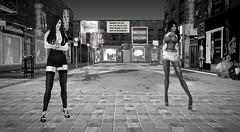 Caroline and I (Tsai Cheng SL) Tags: secondlife prostitutes streetwhores secondlife:z=55 secondlife:y=92 secondlife:x=137 secondlife:region=wirtz