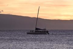 Sunset Cruise, Kaanapali Beach, Maui, Hawaii (trphotoguy) Tags: sunset usa sailboat hawaii maui kaanapali sunsetcruise kaanapalibeach