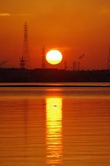 12122015 (HIROKO321) Tags: sunset sky sun pentax