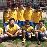 Primer Lugar Campeonato Futbolito 2° Básico