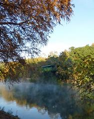 steam also rises_30868 (San Marcos Greenbelt Alliance) Tags: stephen springlake birdinghike