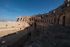 _7503034.jpg (caploncour) Tags: architecture ruins arena coliseum romanempire arène eljem antiquité empireromain patrimoinetunisien