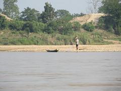 """Première journée de bateau sur le Mékong entre Houeisai et Pakbeng <a style=""""margin-left:10px; font-size:0.8em;"""" href=""""http://www.flickr.com/photos/127723101@N04/23782111041/"""" target=""""_blank"""">@flickr</a>"""