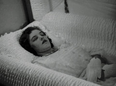 In Repose (~ Lone Wadi ~) Tags: coffin casket funeral death corpse unknown retro 1950s deceased postmortem