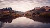 Invernal (Jaime A Ballestero) Tags: jaimea toledo puente alcántara tajo alcázar invierno largaexposición led filtro 10pasos densidadneutra