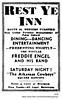 1938 rest ye inn (albany group archive) Tags: albany ny western avenue guilderland 1938 rest ye inn freddie engel arkansas cowboys bar tavern nightclub