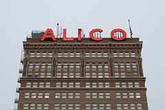 ALICO (dangr.dave) Tags: mclennancounty waco tx texas downtown historic architecture alico neon neonsign americanlifeinsurancecorporation