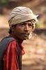 Baiga man (wietsej) Tags: baiga man maikal hills chhattisgarh india sony a100 sonnar13518za zeiss portrait tribal rural