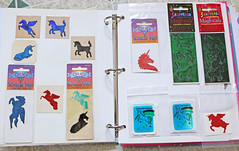 IMG_8133 (thesilvergardens) Tags: oilies mystiks davis liquid crystal unicorn color change mood sticker stickers oily oilie