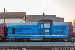 83-0400-3 CFR Calatori (mureseanu_976) Tags: 830400 dhe 400 ldh 1500 locomotiva diesel hidraulica alstom gec faur bucuresti mtu cfr calatori