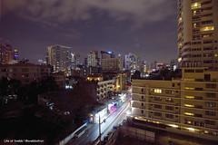 Counting (Swebbatron) Tags: bangkok asia travel city night nightscape longexposure canon 1100d sukhumvit soi4 nana lifeofswebb radlab gettotallyrad thailand southeastasia 2015
