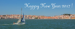 Happy New Year 2017 ! (Cloudwhisperer67) Tags: happy new year 2017 bonne année raphaël wish wishes best wonderful merry fest great amazing superbe an cloudwhisperer67 lisbon lisbonne lisboa portugal france sunny sun waterscape water canon 760d sea ocean mer have happynewyear2017 happyneweve happynew happynewyear photography photo