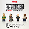 Defenders v.2 [MCU] [TEAM] [MOC] [CUSTOM] (agoodfella minifigs) Tags: lego marvel marvellego legomarvel minifigures marvelcomics comics heroes superheroes super legoavengers defenders jessica jones daredevil power man iron fist netflix ironfist mattmurdock jessicajones lukecage powerman legosuperheroes legomarvelsuperheroes legodefenders minifigure moc mcu mod custom
