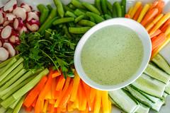 Thanksgiving 2016 (joshbousel) Tags: bellpepper carrot celery cucumber dip eat food fruit greengodessdip holiday pepper radish radishes snappeas thanksgiving vegetable