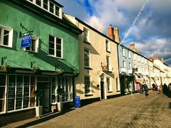 Nevill St, Abergavenny, Wales