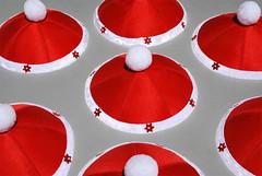 Chrismukkah kippot (DesignKippah) Tags: chrismukkah jewish christmas yamaka yarmulke kippah