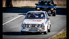 Citroën Visa Chrono Gr.B (1982) (Laurent DUCHENE) Tags: linasmontlhéry lesgrandesheuresautomobiles 2016 citroën visa chrono grb