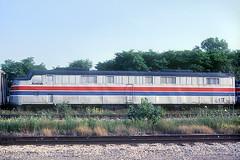 Amtrak Steam Generator 675 (Chuck Zeiler) Tags: amtrak steam generator 675 railroad emd locomotive chz