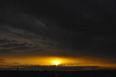 (chikache) Tags: japan nagoya home sky morning nikon d300 clouds sunrise dawn light break ilovenature