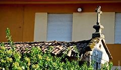 The way we were (Franco D´Albao) Tags: francodalbao dalbao nikond60 hórreo contraste contrast vestigio trace galicia despensa larder tradición tradition granero granary