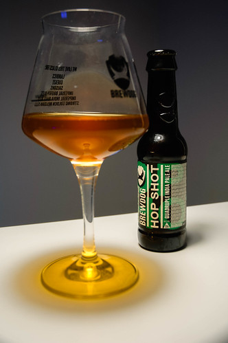product shot brewdog