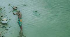 River side (Shahriar Arifin) Tags: river riverside blue bathing water