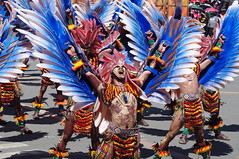Dinagyang Festival 2017, Sunday 22nd Of January, Iloilo City, Panay Island, Province Of Iloilo, Philippines (ARNAUD_Z_VOYAGE) Tags: islands island philippines landscape boat sea southeast asia city people amazing asian street action cars jeepney tricycle architecture river tourist capital town municipality filipino filipina colors building house provincial province village altitude mountain mountains panay trycicle beach beaches white sand western visayas gulf iloilo dinagyang festival 2017 costums cultural santo niño