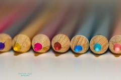 sweet colors (mariola aga ~ OFF vacation) Tags: crayons pastel sweet colors macro closeup art colourartaward thegalaxy