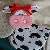 Detalhe do bandô de vaquinha. (Cleide Patch e Afins) Tags: patchwork chinelo toalhas bandô vaquinha peso de porta necessaire toalhadeboca