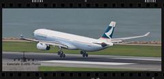 B-HLV (EI-AMD Aviation Photography) Tags: airbus a330 bhlv eiamd vhhh hkg photos aviation airport hong kong avgeek cathay pacific airways